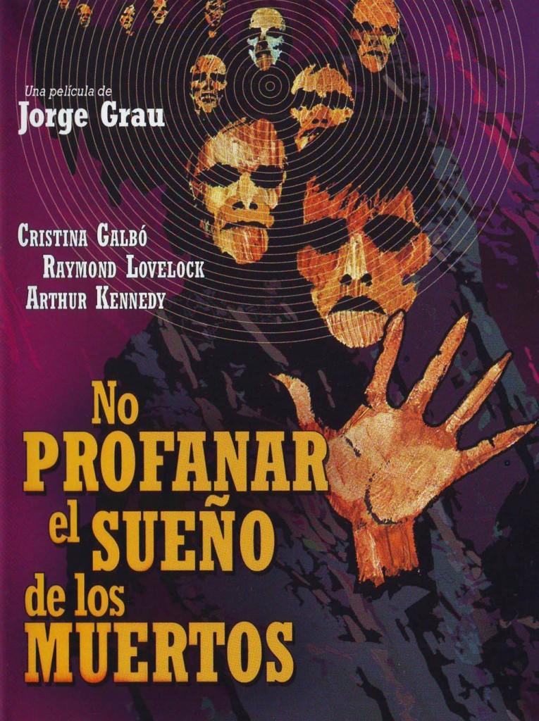 No Profanar El Sueño De Los Muertos Cartel